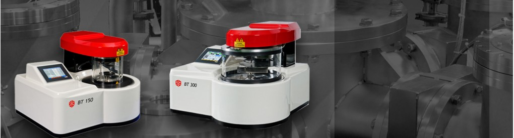 <h3>New Bench-Top Coaters for :</h3> <p> <ul> <li>BT150 for SEM and TEM sample prep </li> and <li> BT150 and BT300 for research</li> 
